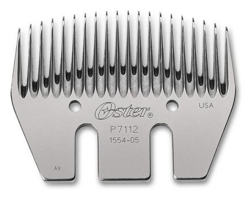 Oster Mohair - Alpaca Comb - 20 tooth