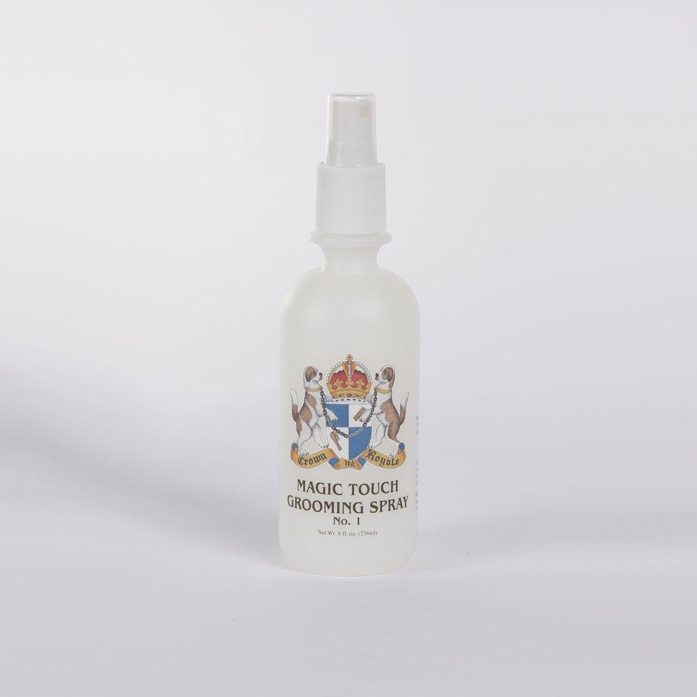 Crown Royale Magic Touch Grooming Spray #1 RTU 8oz 236ml