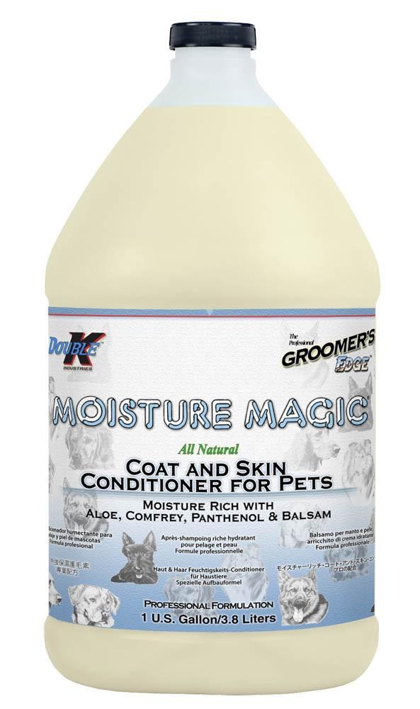Groomers Edge Moisture Magic Coat and Skin Conditioner 3.8L