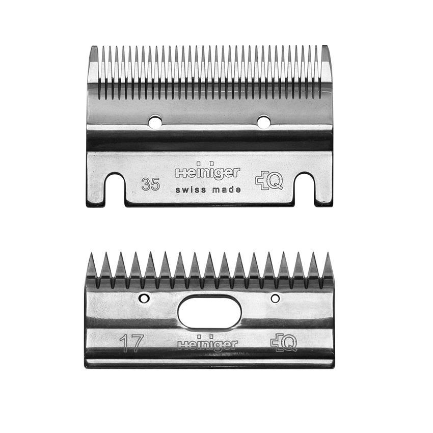 Clipper Blades 35-17 Horses And Cow Styling