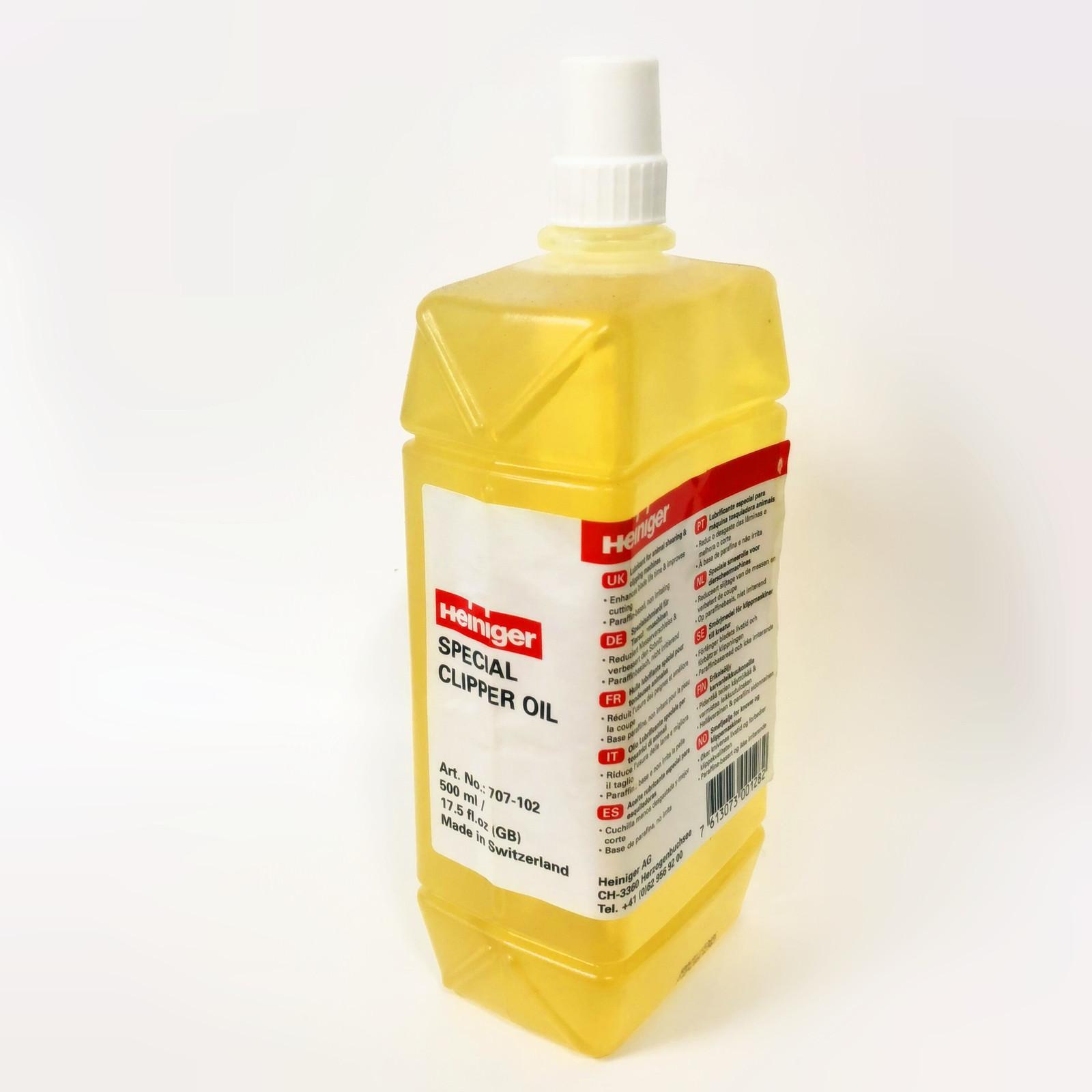 Clipper Oil 500ml Refill