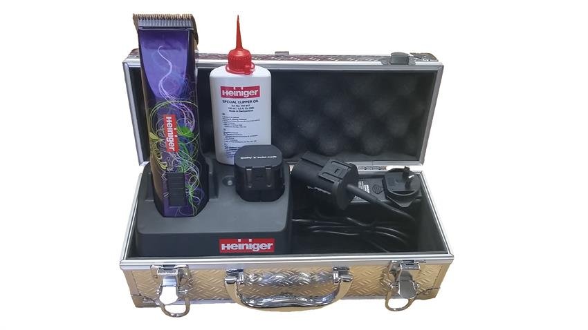 Heiniger Saphir Ultimate Kit CW Only