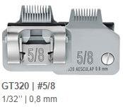 Aesculap Detachable Blade Size #5/8 Toe