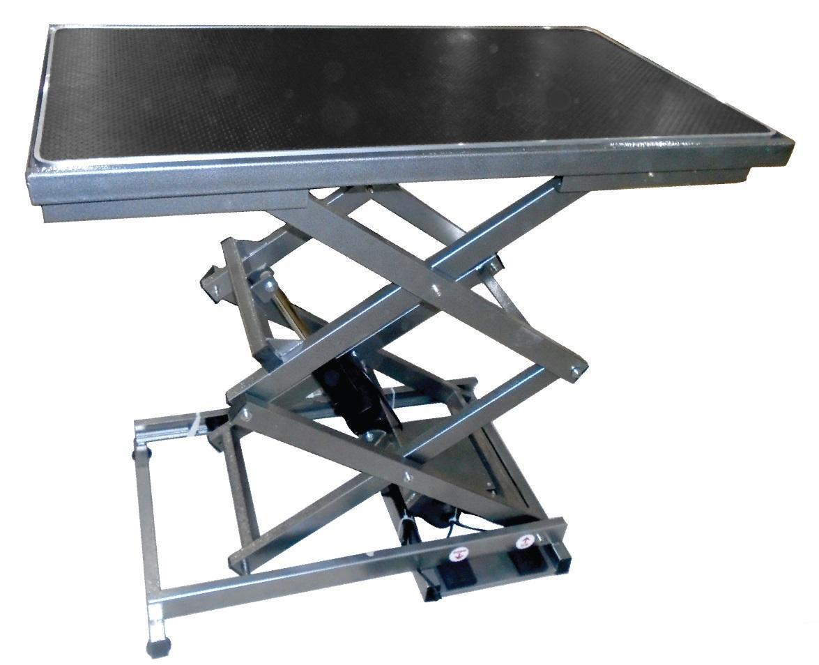Electric Grooming Table N-109X - Black