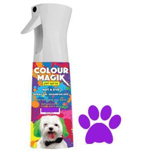 Colour Magic Pet Spray Lavender