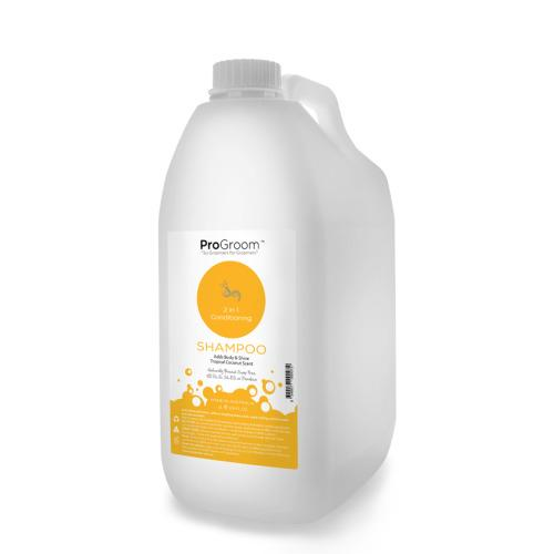 ProGroom 2 In 1 Conditioning  Shampoo - Gold 5 Litre