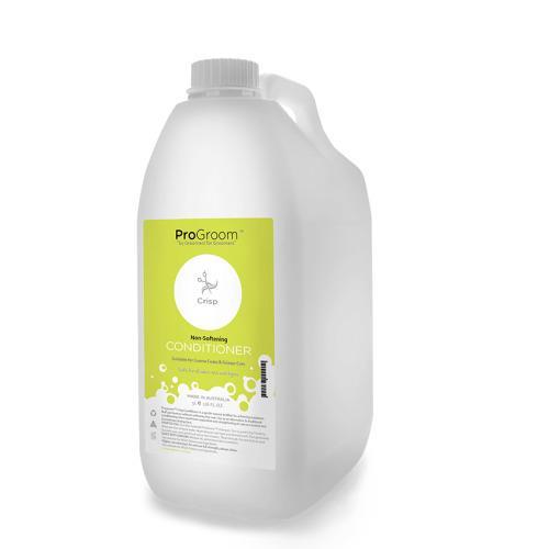 ProGroom Crisp-  Non Softening  Conditioner  - 5 Litre
