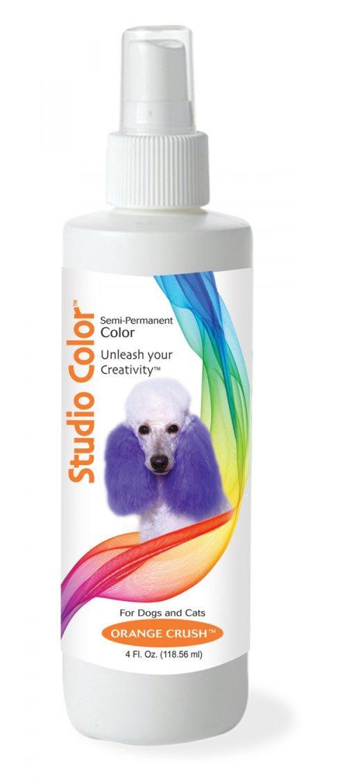 Davis Studio Colour - Orange Crush