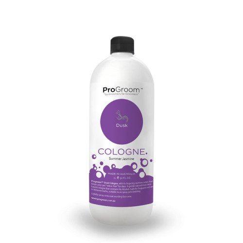 ProGroom Dusk Cologne 'Summer Jasmine' - Silver  1 Litre DISCONTINUED