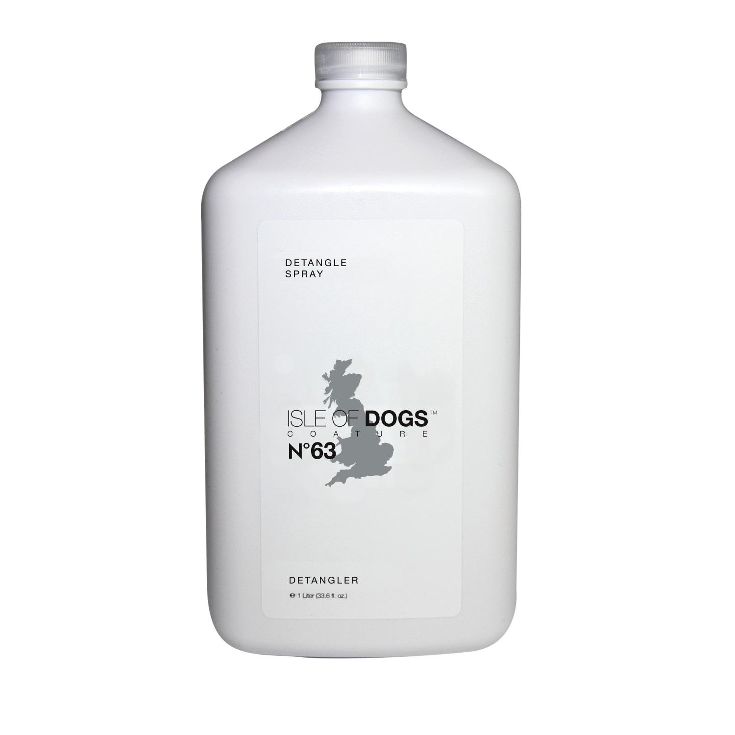 Isle Of Dogs No. 63 Detangle Conditioning Mist 1L