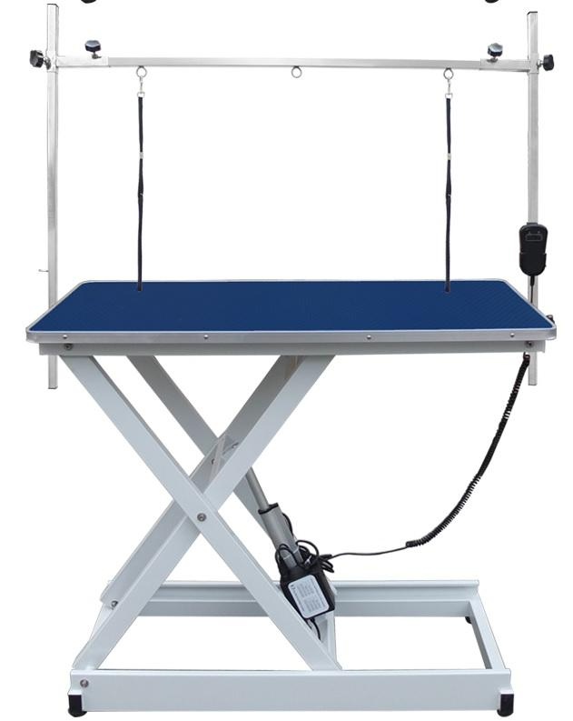 Electric Grooming Table N103 with Blue Top