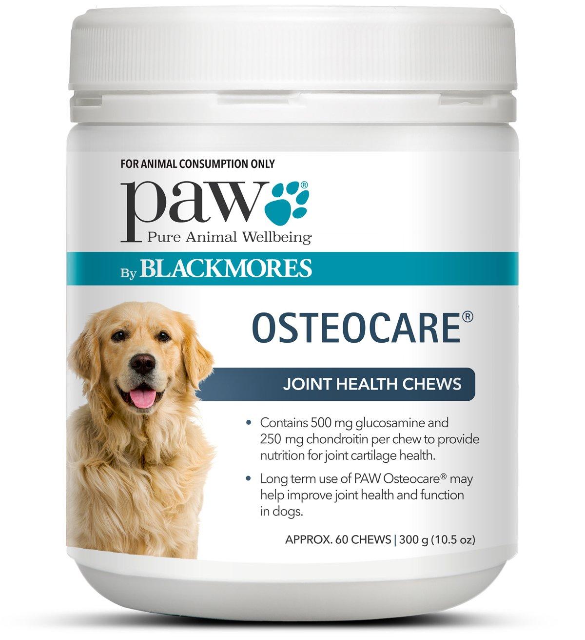 PAW Osteocare Chews (300g)