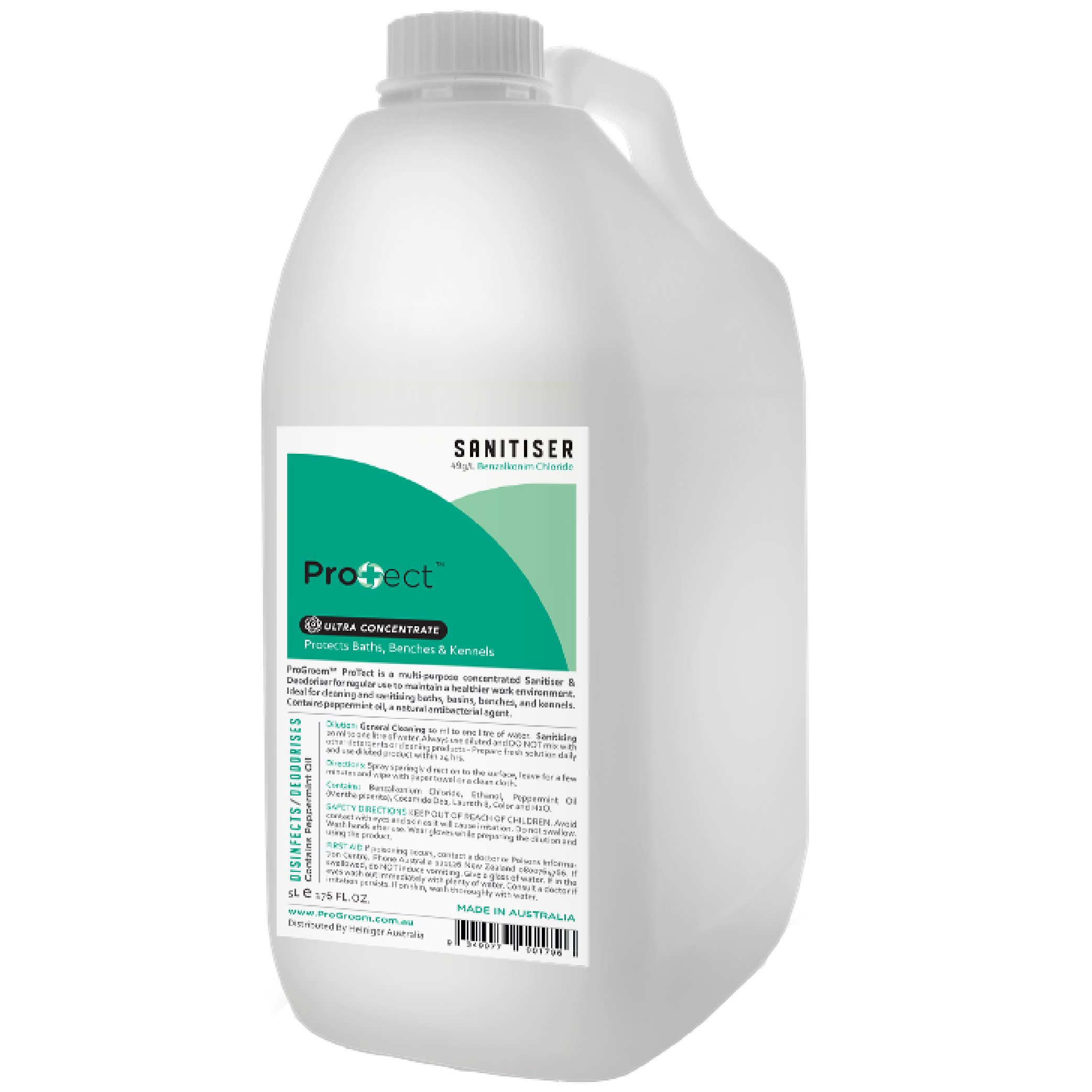 ProTect Sanitiser Ultra Concentrate 5L