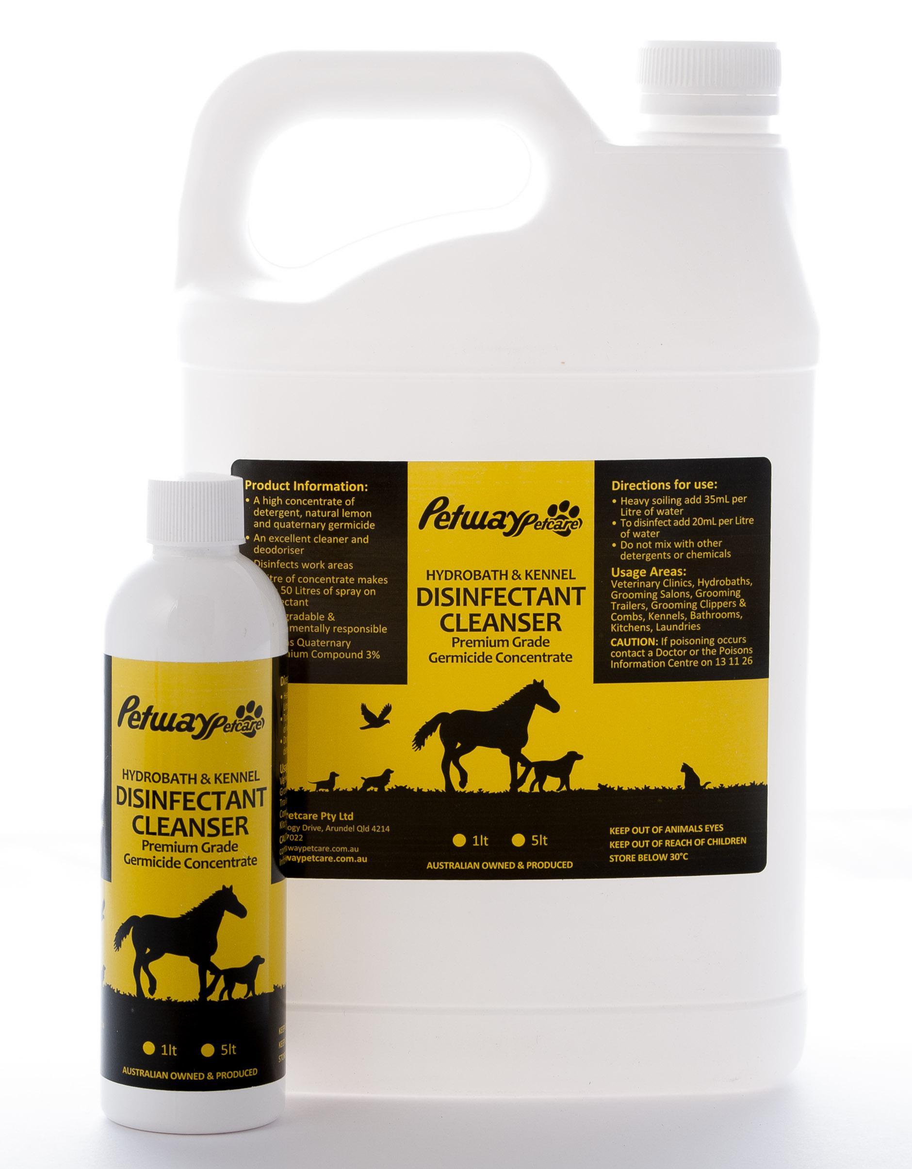 Petway Disinfectant Cleanser 5L