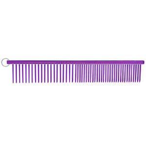 Resco Combination Comb, Candy Purple
