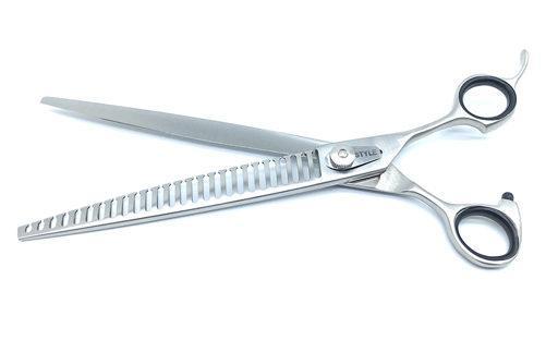"""8"""" ProGroom Grooming Scissors - F Teeth"""