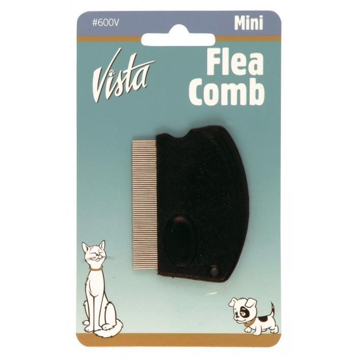Vista Mini Flea Comb