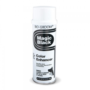 Bio-Groom Magic Black 142gm Aerosol