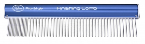 Resco Pro-Style Finishing Comb With Coarse/Fine Tooth Spacing - PF0263