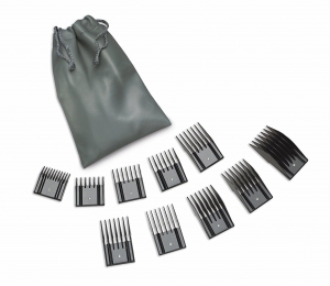 Oster 10 Piece Attachment Comb Set with pouch