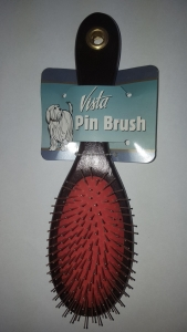 Vista Large Pin Brush with Ball Tips