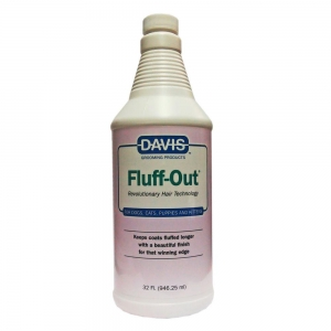 Davis Fluff Out - 32oz Spray