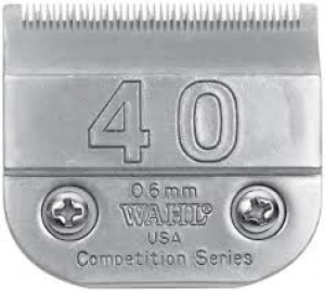 Wahl Competition Series #40 Blade