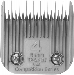 Wahl Competition Series #4 Skip Tooth Blade
