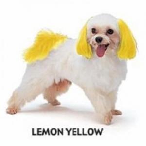 Dyex Dog Dye -  Lemon Yellow 150g