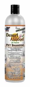 Groomers Edge Desert Almond Shampoo 473ml