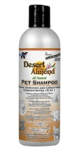 Groomers Edge Desert Almond Shampoo 236ml