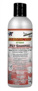 Groomers Edge Dynamic Duo Complete Shampoo & Conditioner in One 236ml