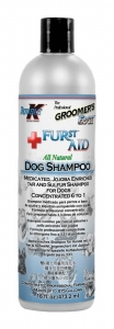 Groomers Edge Furst Aid Tar and Sulphur Shampoo 473ml