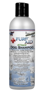 Groomers Edge Furst Aid Tar and Sulphur Shampoo 236ml