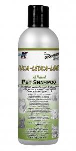 Groomers Edge Euca-Leuca-Lime Shampoo 236ml