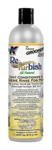 Groomers Edge Re-Fur-Bish Conditioner and Creme Rinse 473ml