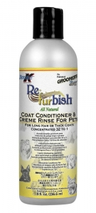 Groomers Edge Re-Fur-Bish Conditioner and Creme Rinse 236ml
