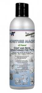 Groomers Edge Moisture Magic Coat and Skin Conditioner 236ml