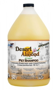 Groomers Edge Desert Almond Shampoo 3.8L