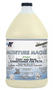 Groomers Edge Moisture Magic Coat and Skin Conditioner 3.8L