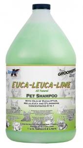 Groomers Edge Euca-Leuca-Lime Shampoo 3.8L