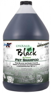 Groomers Edge Emerald Black Shampoo 3.8 Litres