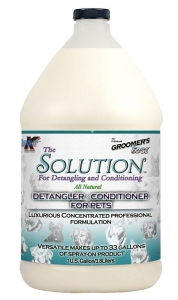 Groomers Edge The Solution Detangler/Conditioner 3.8L