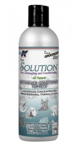 Groomers Edge The Solution Detangler/Conditioner 236ml