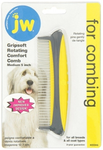 "GripSoft ROTATING COMFORT COMB Medium 5"" (13cm)"