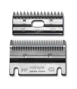 Heiniger 31F-15 Standard Combination Blade Set