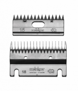 Clipper Blades Set 18/15