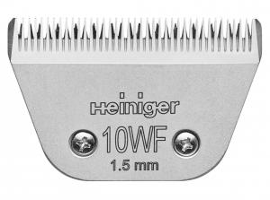 Saphir blade set No. 10WF / 1.5 mm