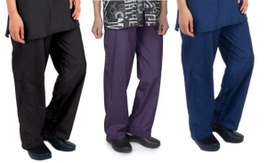 TP Convertible Grooming Pants Purple - Small