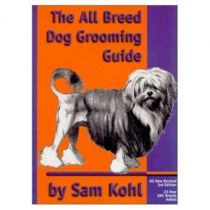 The New All Breed Dog Grooming Book 3rd Edition
